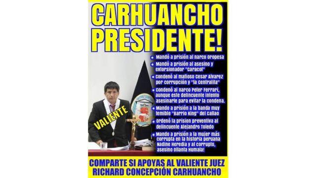 Concepción Carhuancho
