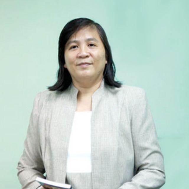 Bà Phan Thị Mỹ Hạnh, Giám đốc Công ty Phan Thị