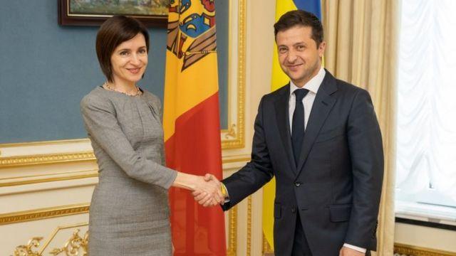 Вибори президента Молдови: проросійський Додон програв прозахідній Санду