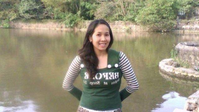 Chị Trần Thị Thu Thủy