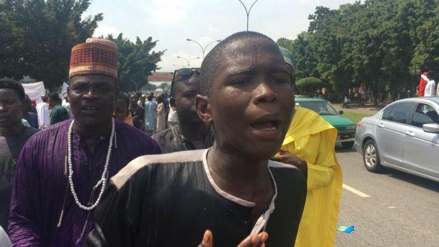 Yadda zakirai suka zagaya a garin Abuja, 11 ga watan Nuwamba, 2019