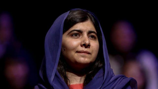 Pakistani schoolgirl Malala Yousafzai was shot by Taliban gunmen in October 2012