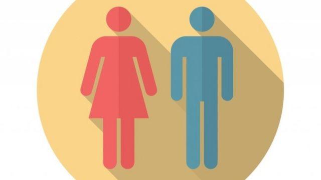 символ мужчины и женщины