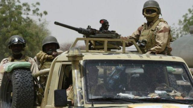 Une offensive menée par les armées de quatre pays, dont le Nigeria et le Tchad, a fait perdre du terrain à Boko Haram.