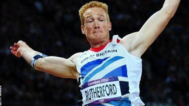 Greg Rutherford alishinda medali ya dhahabu Olimpiki 2012