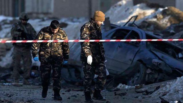 Les explosions ont fait au moins 60 morts et 200 blessés. Le bilan de l'attaque reste encore provisoire.