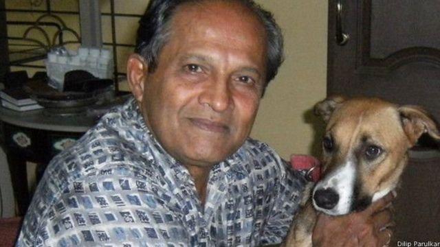 दिलीप पारुलकर पुणे में रहते हैं.
