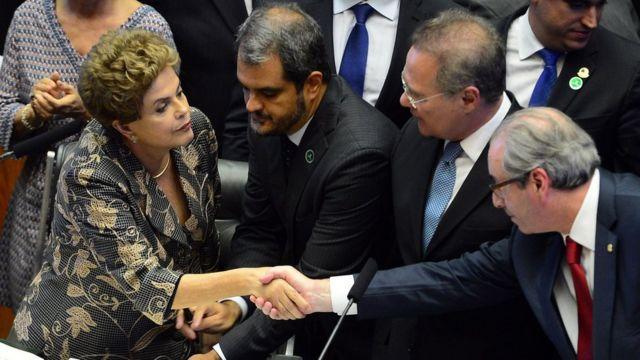 Dilma sempre teve relação complicada com o Congresso e pouco contato com parlamentares