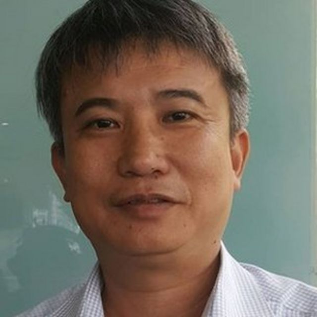 Chuyên gia nghiên cứu Biển Đông Trần Đức Anh Sơn