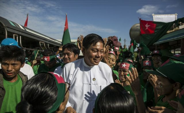The story of a small but crucial town in Myanmar