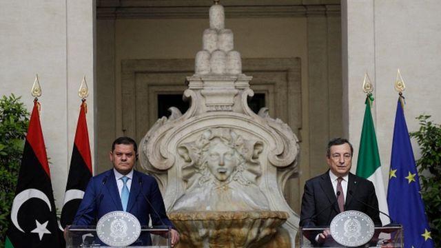 Dibeybe ve Draghi