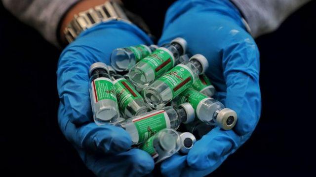 许多非洲国家依靠他国捐赠来获得疫苗。(photo:BBC)