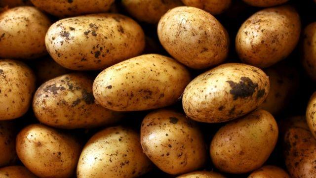 Оказывается, картофель богат белком и витаминами