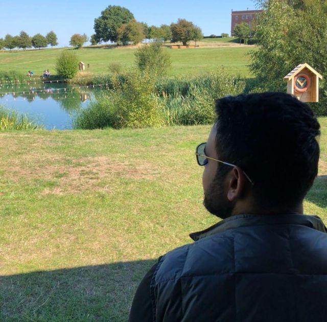 Rəşad Abdullayevin Facebook-dakı profil şəkli