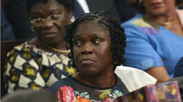Selon ses avocats, Mme Gbagbo sera présente ce mardi à son procès.