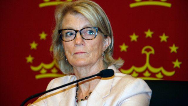الیزابت میلارد، سفیر آمریکا در تاجیکستان