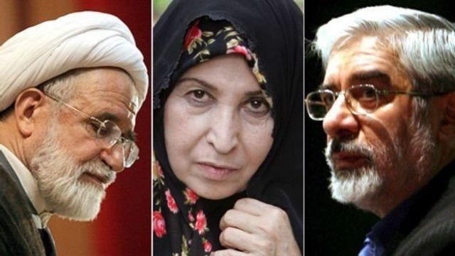 میرحسین موسوی، زهرا رهنورد و مهدی کروبی بیش از شش سال است که در حصر خانگی هستند