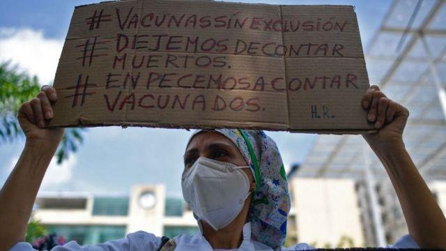 Vacunas en Venezuela.