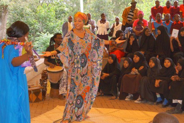 Bringing African folktales to life