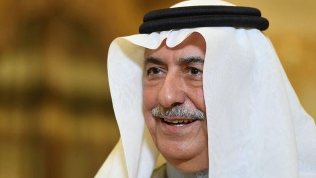 ابراهیم العساف، وزیر امور خارجه جدید عربستان سعودی