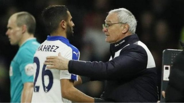 Ranieri da Mahrez