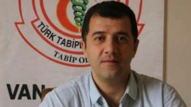 Van-Hakkari Tabip Odası Başkanı Hüseyin Yaviç aşı reddinin sürdüğünü aktardı