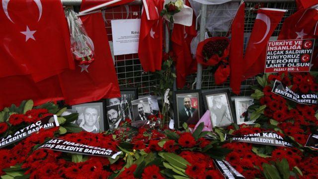 ضحايا هجوم إسطنبول