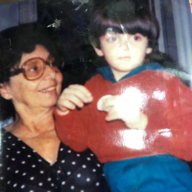Harold e a mãe dele