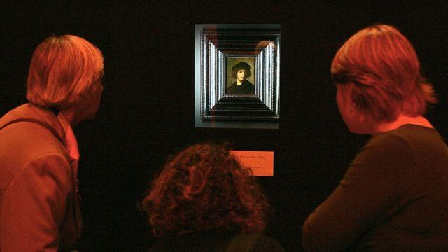 Rembrandt pintó un centenar de autorretratos, de los que se conservan la mitad.