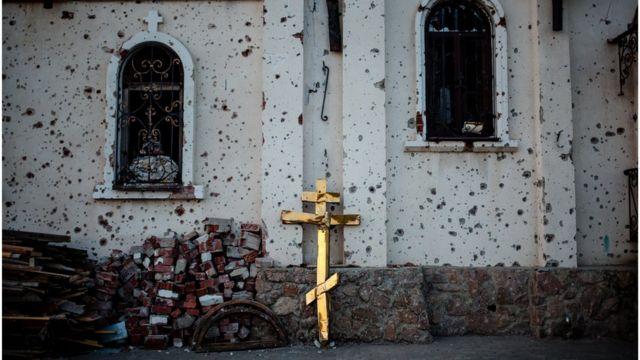 Церква на Донбасі