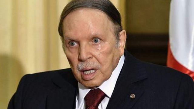 Rais wa Algeria Abdelaziz Bouteflika