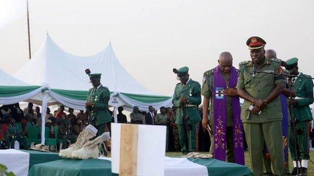 L'attaque qui s'est déroulée à Kamuya, une ville de l'Etat du Borno, a été revendiquée par la faction de Boko Haram dirigée par Abou Mosab Al Barnaoui.