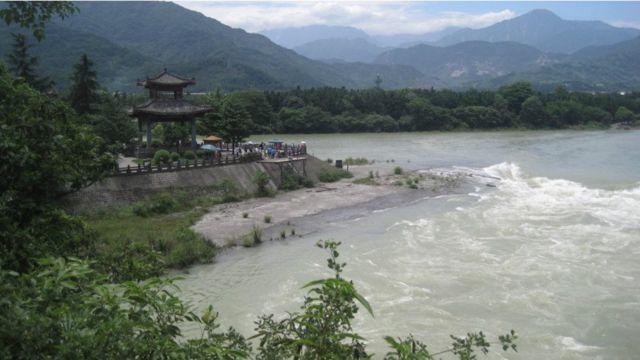 চীন, জলবিদ্যুৎ প্রকল্প