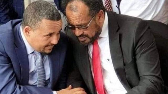 Obbo Jawaar Mohaammadiifi Obbo Baqqala Garbaa