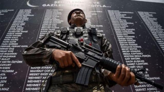 عملکرد پس از کودتای دولت ترکیه با انتقادهای فراوانی در داخل و خارج از این کشور مواجه شده است