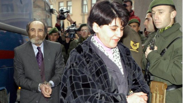 Leyla Zana ve Orhan Doğan