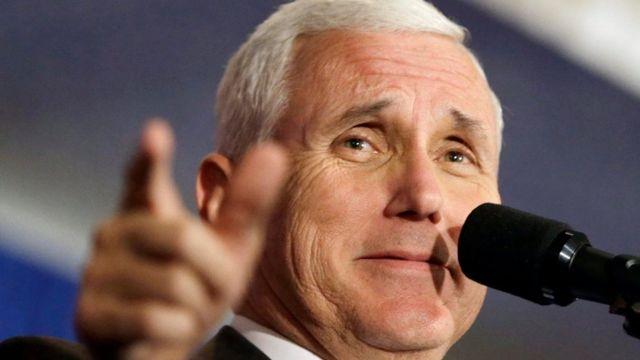 Makamu wa Rais wa Marekani Mike Pence