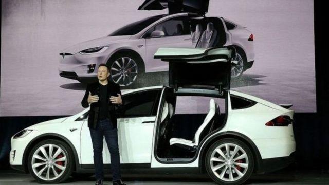 Elon Musk, dono da Tesla