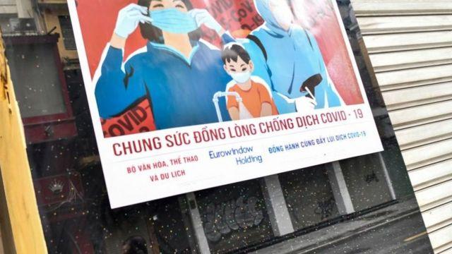 Việt Nam đang tập trung chống dịch Covid-19