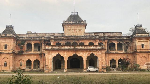रामपुर के नवाब की हवेली