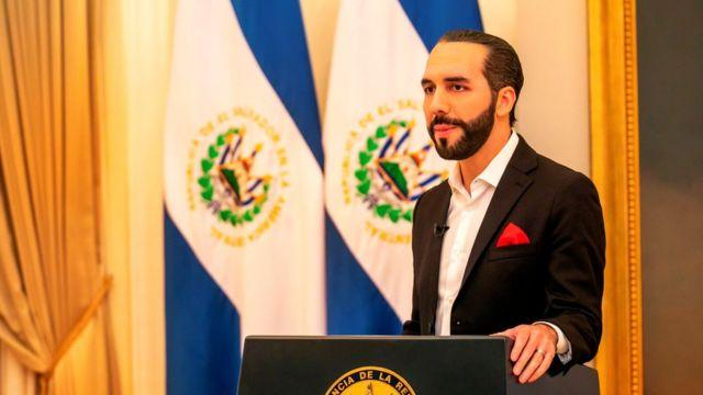 President of El Salvador