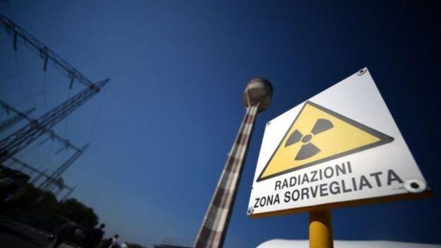 Радиоактив изотоп рутений октябрь ойи бошида Италияда кузатилган.