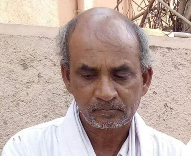 ప్రదీప్ తండ్రి కాలూ భాయి