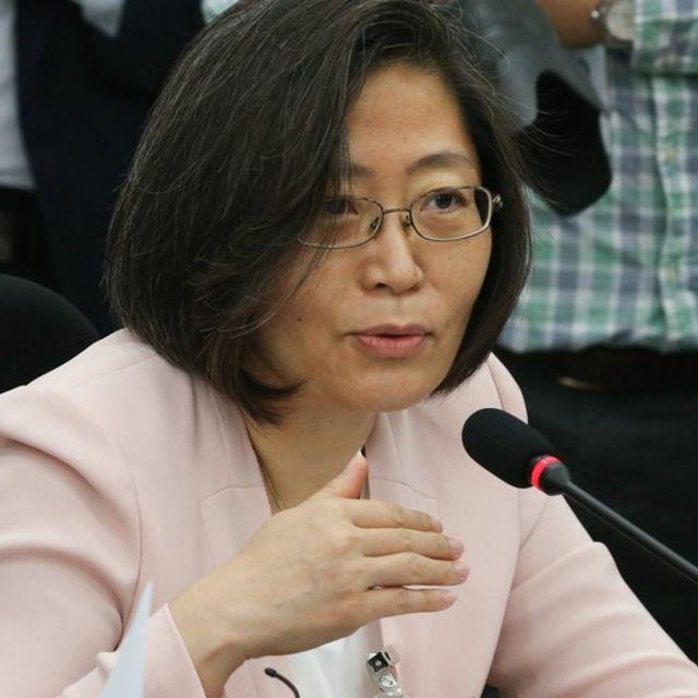 이수정 교수는 한국의 '스토킹 방지 법안' 제정에 목소리를 높이고 있다