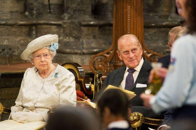 في يونيو/حزيران 2013، حضر الدوق إلى كنيسة ويستمنستر بمناسبة الذكرى الستين لتتويج الملكة.