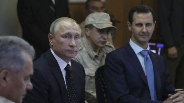 كان الأسد في وضع حرج قبل تدخل روسيا في سوريا