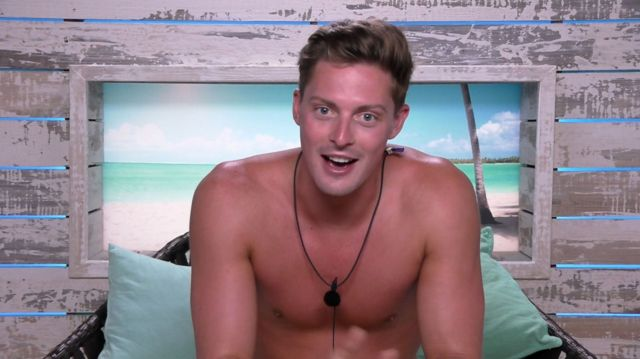 Love Island's Alex George: 'I wanted to have therapy'