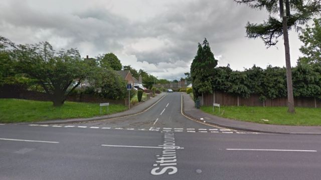 Man arrested after Maidstone crash leaves woman seriously injured