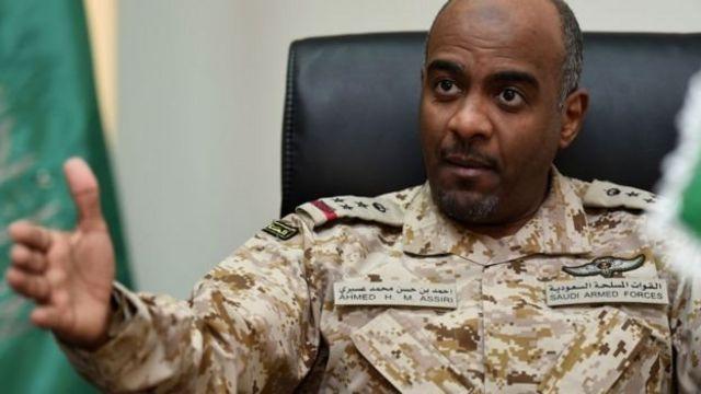 O ex-vice-chefe de inteligência Ahmed al-Asiri
