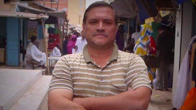Abu Bashir in Nouakchott, Mauritania